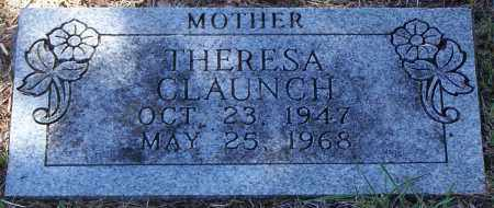 CLAUNCH, THERESA - Parker County, Texas | THERESA CLAUNCH - Texas Gravestone Photos