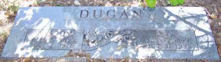 DUGAN, BASCOM - Parker County, Texas | BASCOM DUGAN - Texas Gravestone Photos