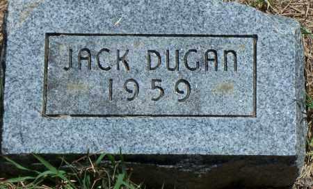 DUGAN, JACK - Parker County, Texas | JACK DUGAN - Texas Gravestone Photos