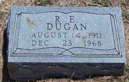 DUGAN, R E - Parker County, Texas | R E DUGAN - Texas Gravestone Photos