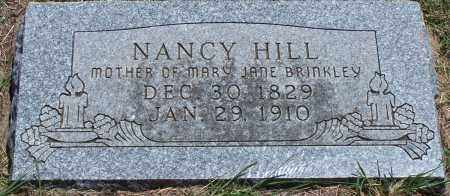 HILL, NANCY - Parker County, Texas | NANCY HILL - Texas Gravestone Photos