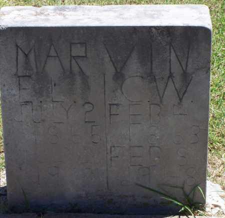MARVIN, CW - Parker County, Texas | CW MARVIN - Texas Gravestone Photos