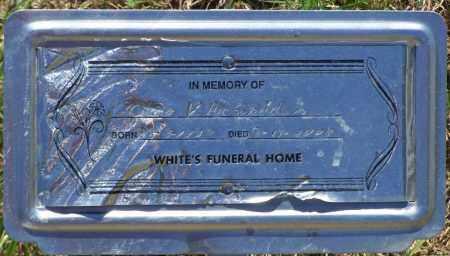BARTON MCSPADDEN, CLARA VIRGINIA - Parker County, Texas   CLARA VIRGINIA BARTON MCSPADDEN - Texas Gravestone Photos