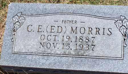 MORRIS, C E - Parker County, Texas | C E MORRIS - Texas Gravestone Photos