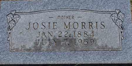 MORRIS, JOSIE - Parker County, Texas   JOSIE MORRIS - Texas Gravestone Photos