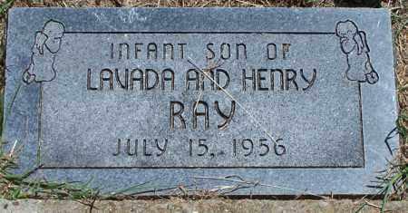 RAY, INFANT - Parker County, Texas | INFANT RAY - Texas Gravestone Photos