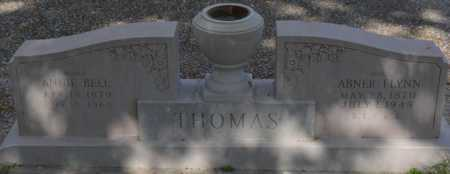 THOMAS, ANNIE BELL - Parker County, Texas | ANNIE BELL THOMAS - Texas Gravestone Photos