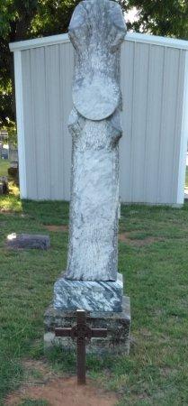 THOMAS, NATHANIEL PENDERGRASS - Parker County, Texas | NATHANIEL PENDERGRASS THOMAS - Texas Gravestone Photos
