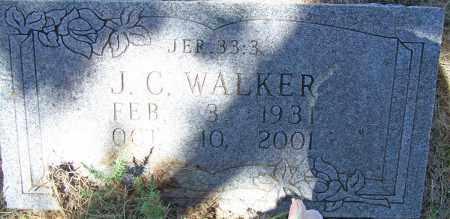WALKER, J C - Parker County, Texas   J C WALKER - Texas Gravestone Photos