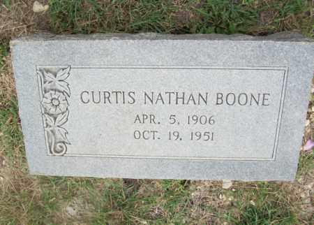 BOONE, CURTIS NATHAN - Real County, Texas | CURTIS NATHAN BOONE - Texas Gravestone Photos
