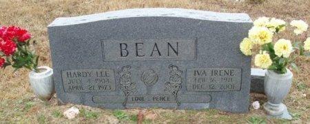 BEAN, HARDY LEE - Red River County, Texas | HARDY LEE BEAN - Texas Gravestone Photos