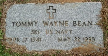 BEAN (VETERAN), TOMMY WAYNE - Red River County, Texas | TOMMY WAYNE BEAN (VETERAN) - Texas Gravestone Photos