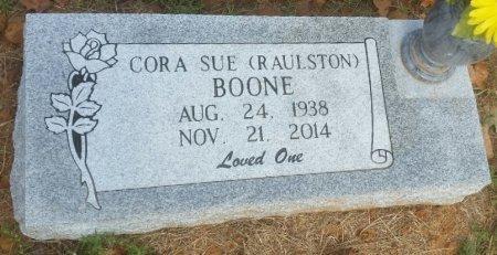 BOONE, CORA SUE - Red River County, Texas | CORA SUE BOONE - Texas Gravestone Photos