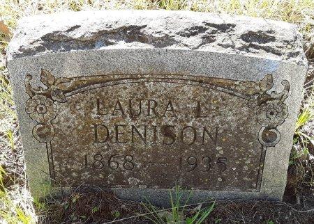 DENISON, LAURA L - Red River County, Texas | LAURA L DENISON - Texas Gravestone Photos