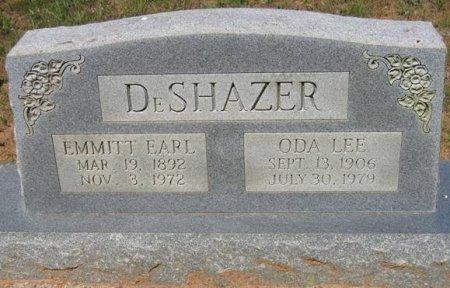 MARR DESHAZER, ODA LEE - Red River County, Texas | ODA LEE MARR DESHAZER - Texas Gravestone Photos
