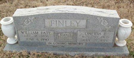 TAYLOR FINLEY, ONEIDA E - Red River County, Texas | ONEIDA E TAYLOR FINLEY - Texas Gravestone Photos