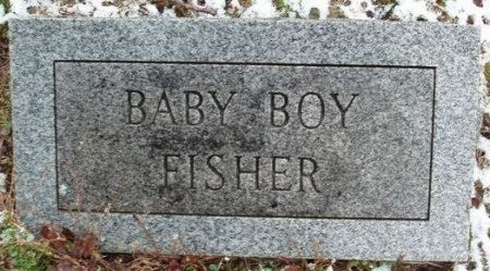 FISHER, BABY BOY - Red River County, Texas | BABY BOY FISHER - Texas Gravestone Photos