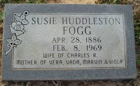 FOGG, SUSIE - Red River County, Texas | SUSIE FOGG - Texas Gravestone Photos