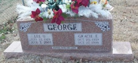 GEORGE, LEE O - Red River County, Texas | LEE O GEORGE - Texas Gravestone Photos