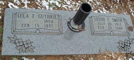 GUTHRIE, LULA - Red River County, Texas | LULA GUTHRIE - Texas Gravestone Photos