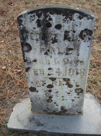 HALE, GEORGE ELLA - Red River County, Texas | GEORGE ELLA HALE - Texas Gravestone Photos