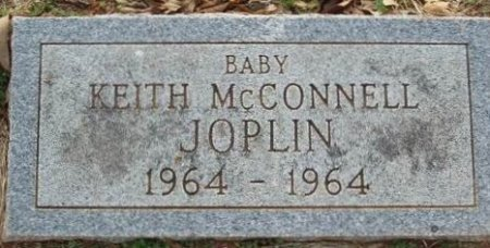 JOPLIN, KEITH MCCONNELL - Red River County, Texas | KEITH MCCONNELL JOPLIN - Texas Gravestone Photos