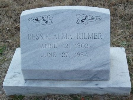 SMITH KILMER, BESSIE ALMA - Red River County, Texas | BESSIE ALMA SMITH KILMER - Texas Gravestone Photos
