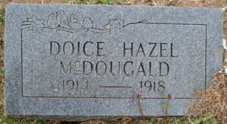 MCDOUGALD, DOICE HAZEL - Red River County, Texas | DOICE HAZEL MCDOUGALD - Texas Gravestone Photos