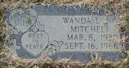 MITCHELL, WANDA - Red River County, Texas | WANDA MITCHELL - Texas Gravestone Photos
