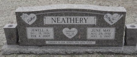 NEATHERY, JUNE - Red River County, Texas | JUNE NEATHERY - Texas Gravestone Photos