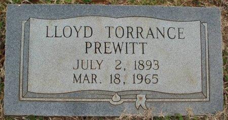 PREWITT, LLOYD TORRANCE - Red River County, Texas | LLOYD TORRANCE PREWITT - Texas Gravestone Photos