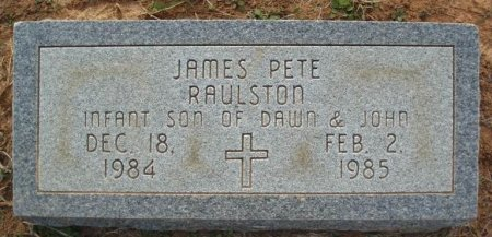 RAULSTON, JAMES PETE - Red River County, Texas | JAMES PETE RAULSTON - Texas Gravestone Photos