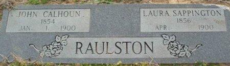 RAULSTON, LAURA - Red River County, Texas | LAURA RAULSTON - Texas Gravestone Photos