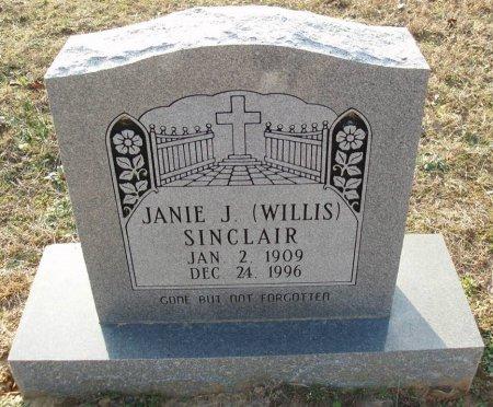 WILLIS, JANIE J - Red River County, Texas | JANIE J WILLIS - Texas Gravestone Photos