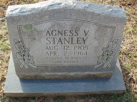 SHIPP STANLEY, AGNESS V - Red River County, Texas | AGNESS V SHIPP STANLEY - Texas Gravestone Photos