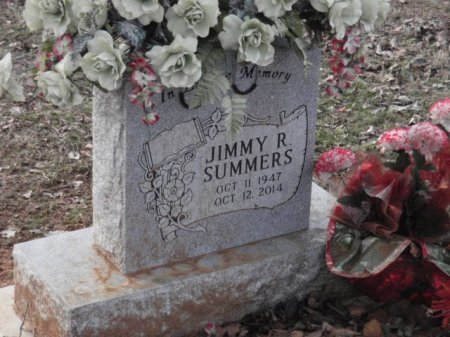 SUMMERS, JIMMY R - Red River County, Texas   JIMMY R SUMMERS - Texas Gravestone Photos