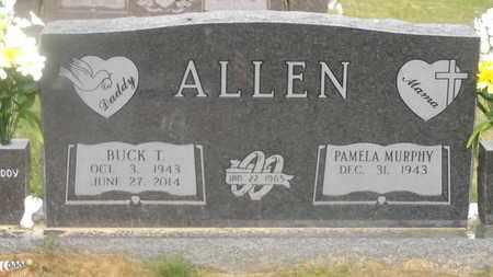 ALLEN, BUCK T - Rusk County, Texas | BUCK T ALLEN - Texas Gravestone Photos