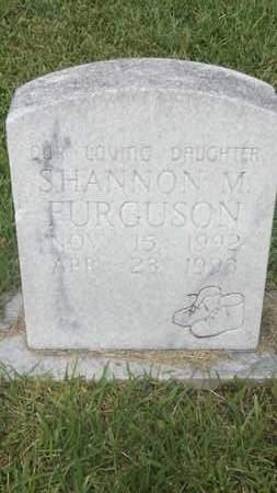 FURGUSON, SHANNON M - Rusk County, Texas   SHANNON M FURGUSON - Texas Gravestone Photos