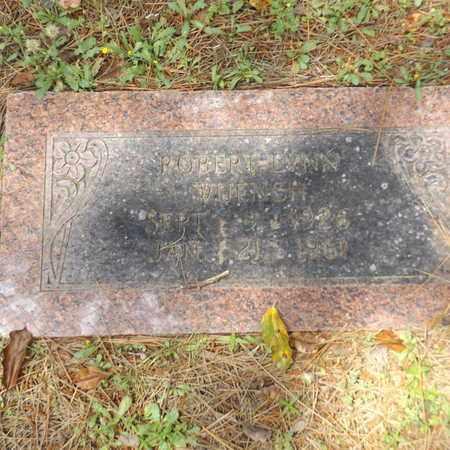 WUENCH, ROBERT LYNN - Rusk County, Texas   ROBERT LYNN WUENCH - Texas Gravestone Photos