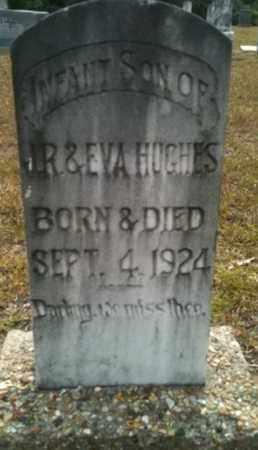 HUGHES, INFANT SON - Shelby County, Texas | INFANT SON HUGHES - Texas Gravestone Photos