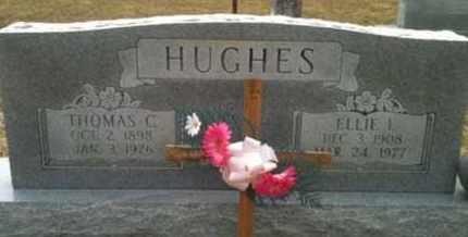 HUGHES, THOMAS C - Shelby County, Texas | THOMAS C HUGHES - Texas Gravestone Photos