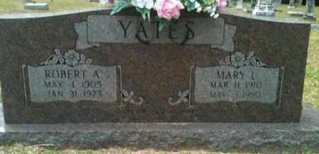 YATES, ROBERT A - Shelby County, Texas   ROBERT A YATES - Texas Gravestone Photos