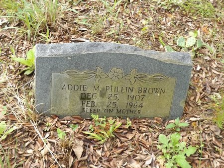BROWN, ADDIE M - Smith County, Texas | ADDIE M BROWN - Texas Gravestone Photos