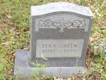 GREEN, LULA - Smith County, Texas   LULA GREEN - Texas Gravestone Photos
