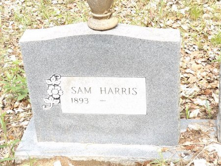 HARRIS, SAM - Smith County, Texas   SAM HARRIS - Texas Gravestone Photos