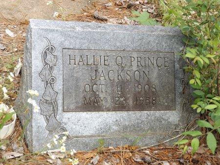 JACKSON, HALLIE Q - Smith County, Texas   HALLIE Q JACKSON - Texas Gravestone Photos