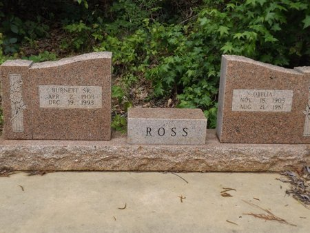 HARVEY ROSS, OBELIA - Smith County, Texas | OBELIA HARVEY ROSS - Texas Gravestone Photos
