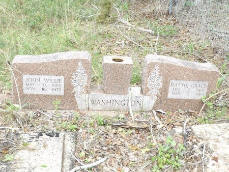 WASHINGTON, JOHN WILLIE - Smith County, Texas | JOHN WILLIE WASHINGTON - Texas Gravestone Photos