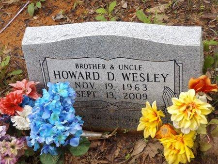 WESLEY, HOWARD DON - Smith County, Texas   HOWARD DON WESLEY - Texas Gravestone Photos