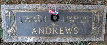 ANDREWS, STANLEY O - Tarrant County, Texas | STANLEY O ANDREWS - Texas Gravestone Photos